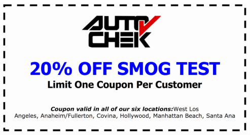 Autocheck discount coupons